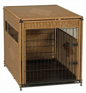 mr herzher39s extra large pet residence dark brown wood With big dog crates for sale cheap