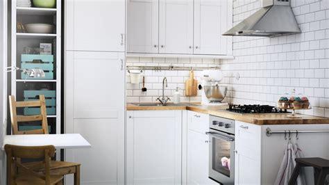 cuisine 4m2 petites cuisines les bonnes idées à piquer chez ikea