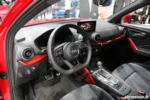 Audi Q2 Interieur : audi q2 notre avis depuis le salon de gen ve ~ Medecine-chirurgie-esthetiques.com Avis de Voitures