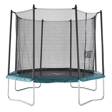 trampoline octogonal  domyos decathlon