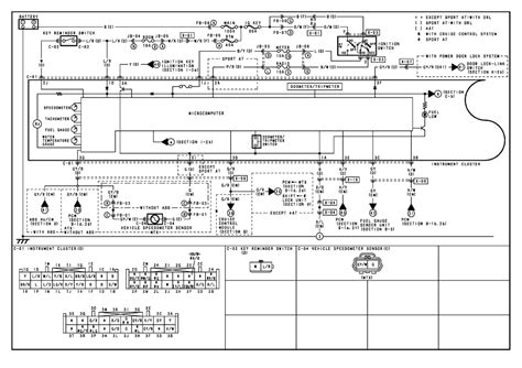 1995 Gmc Instrument Cluster Wiring Diagram by Repair Guides Instrument Cluster 2003 Instrument