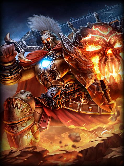 Ares Official Smite Wiki