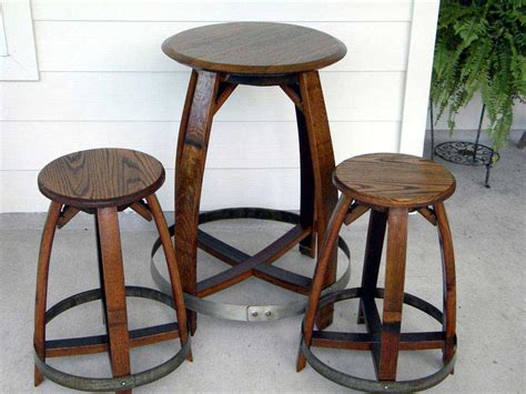 Stool Table by Tables And Stools Handcrafted