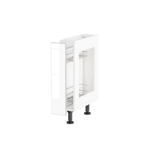 meuble bas cuisine largeur 15 cm meuble cuisine bas 15cm avec accessoire coco achat vente elements bas meuble cuisine bas
