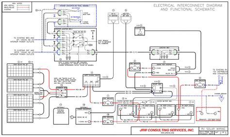 Solar Panel Wiring Diagram Exle by Solar Panels Wiring Diagram Installation Solar Panels