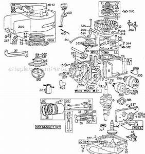 Free Repair Manual   Briggs And Stratton Vanguard Repair