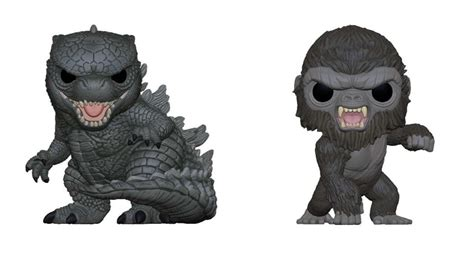 Was meant to facilitate a rematch between the two monsters. Godzilla vs. Kong: Adorable Funko POP Figures Revealed