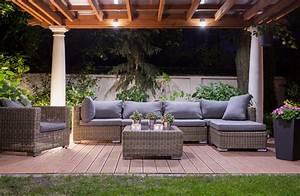 quelle terrasse choisir tous les avantages et inconvenients With salon de terrasse design