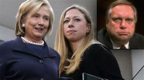 Is Chelsea Clinton The Biological Daughter Of Webb Hubbell