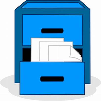 Cabinet Clipart Filing Clip Svg Cabinets Transparent