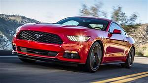 Ford Mustang 4 Cylinder 2015 review | CarsGuide