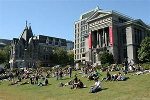McGill University in Canada - US News Best Global Universities