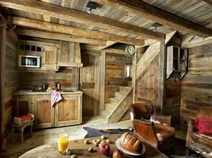 Delightful Wood Cabin