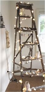 Echelle Decorative Casa : top 45 inspirational ideas how to repurpose ladders for ~ Teatrodelosmanantiales.com Idées de Décoration