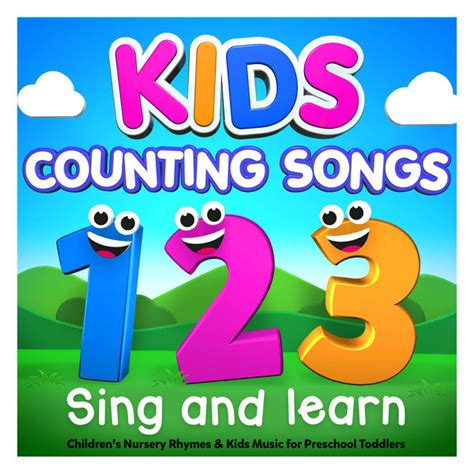 counting songs sing amp learn childrens nursery 807 | 5060488940521 600