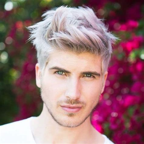 Bleached Hairstyles by Bleached Hair For 2019 Best Hairstyles For