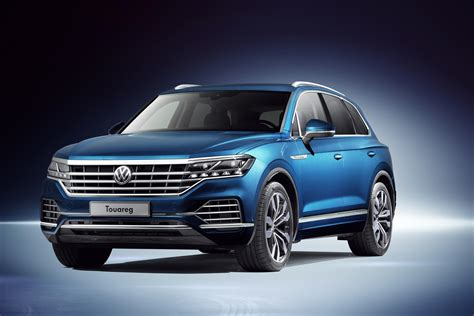 volkswagen new meet the new volkswagen touareg phev coming this year