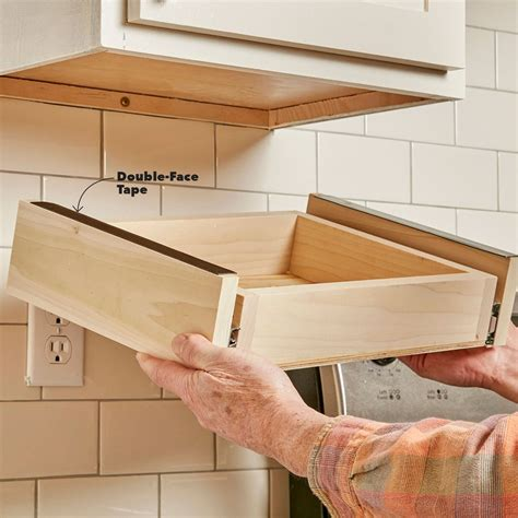 Cabinet Of Drawers by How To Build An Cabinet Drawer The Family Handyman