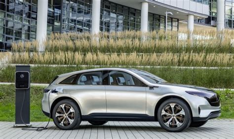 Mercedes To Invest  Billion To Build Electric Suvs