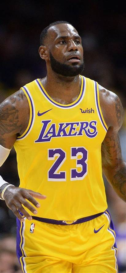 Lebron James Lakers Wallpapers Jersey Phone Cave