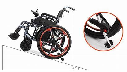 Wheelchair Electric Power Drive Motor Smart Folding