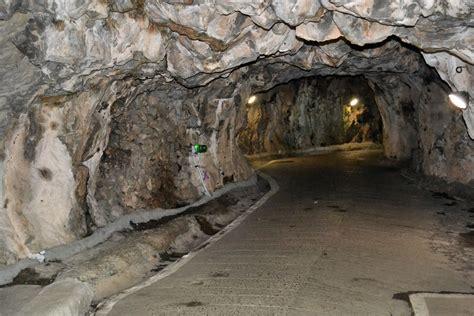 great siege tunnels gibraltar gibspain
