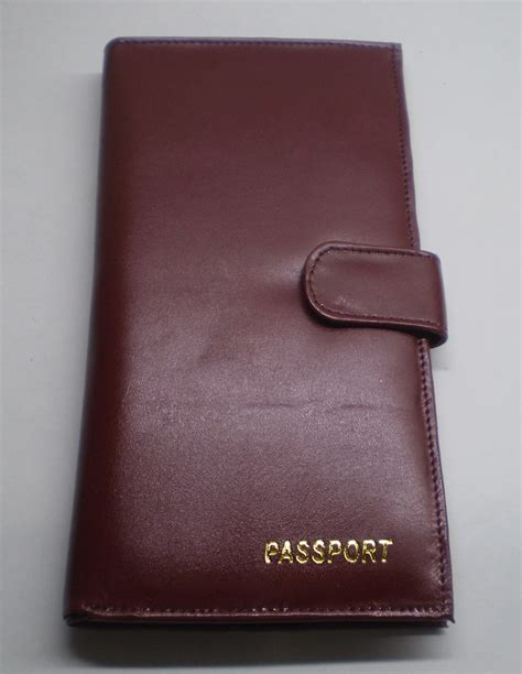 passport holder designer designer pu leather passport holder new passport holder