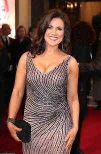 Susanna Reid Puts On A Very Busty Display In Gold Gown At