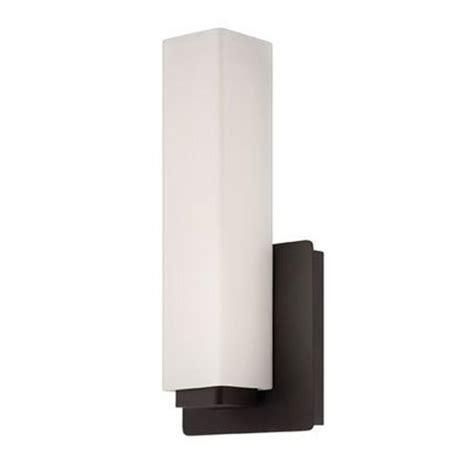 Vertical Bathroom Wall Sconces by Best 25 Led Bathroom Lights Ideas On Modern