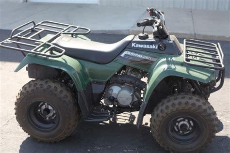 Kawasaki Bayou 250 Tires by Kawasaki Bayou 250 Motorcycles For Sale