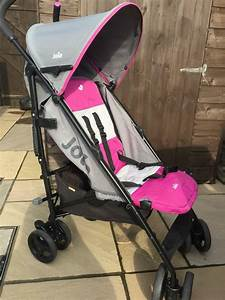 Joie Nitro Buggy : mothercare joie nitro charcoal pink pushchair pram foot muff and raincover in cleckheaton ~ Watch28wear.com Haus und Dekorationen