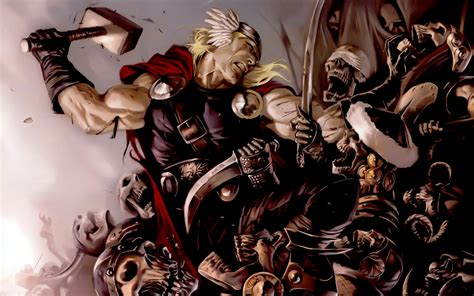 canadian online gamers thor comics