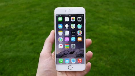 mobile iphone 6 plus iphone 6 plus review techradar 18163