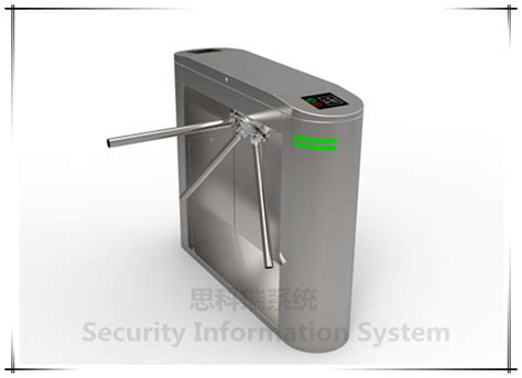 biometric turnstile with counter to counting access