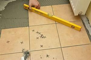 Posare un pavimento in ceramica Pavimento per interni