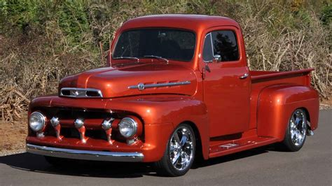 Customized Ford Trucks