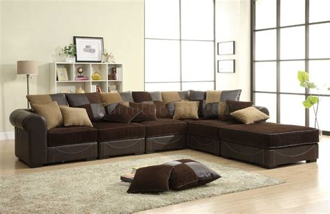 Brown Sectional Sleeper Sofa by Modular Brown Sectional Sofa Sofa Bed Sectionals