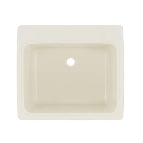 Swanstone Sinks At Menards by Swan Solid Surface Drop In Laundry Tub At Menards 174