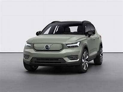 Xc40 Recharge Volvo Electric P8 400km Debut