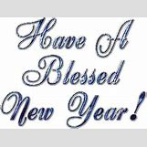 Christian Happy New Year Clipart | 277 x 209 animatedgif 33kB