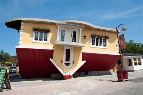 Upside Down Houses Around The World
