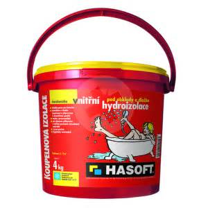 Hasoft koupelnová izolace