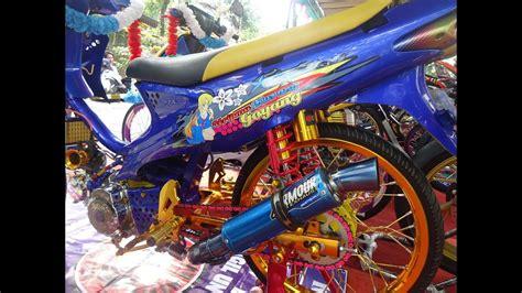 R Thailook Kontes by Kontes Modifikasi Suzuki Smash Thailook Racing