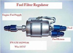 Single Fuel Set Up   - Ls1tech