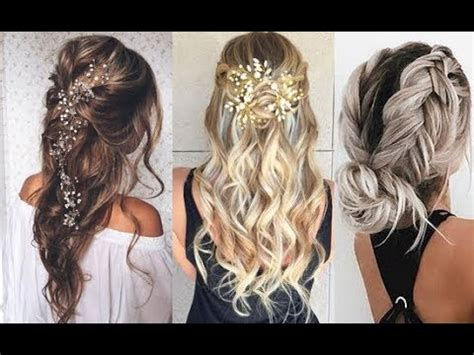 Hairstyles For Hair by 2018 Prom Hair Trends And Hairstyle Tutorials