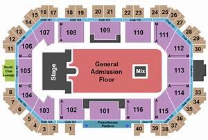 Scheels Arena Seating Chart