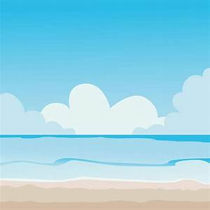 Clouds Clipart Beach  Clouds Beach Transparent Free For