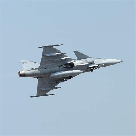 Sweden's Defense Minister Calls For More Fighter Jets To