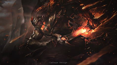 Zac League Of Legends Wallpaper Nightbringer Yasuo Lol Wallpapers