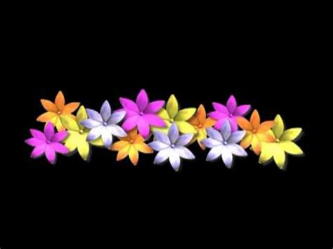Animated Flowers Wallpapers Free - flowers background animated backgrounds hd looping